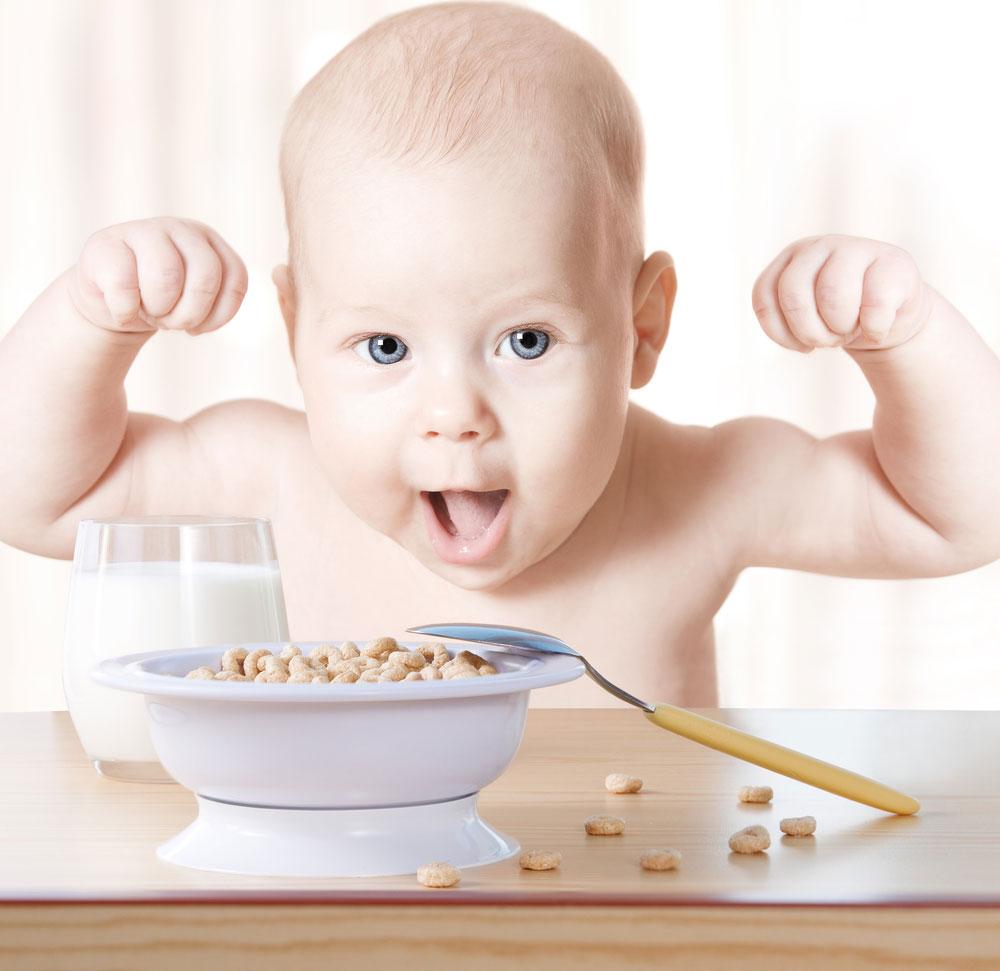 Разнообразие пищи — против аллергии и пищевой зависимости