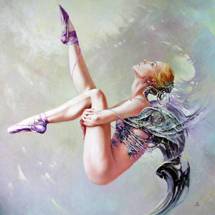 Гравитация. Автор: Karol Bak.