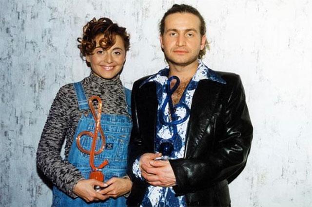 Анжелика Варум и Леонид Агутин.