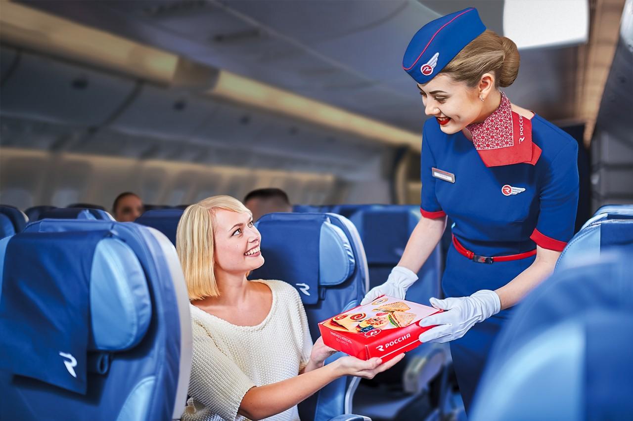 Четыре секрета удобного полета: как получить больше от авиакомпании «Россия»