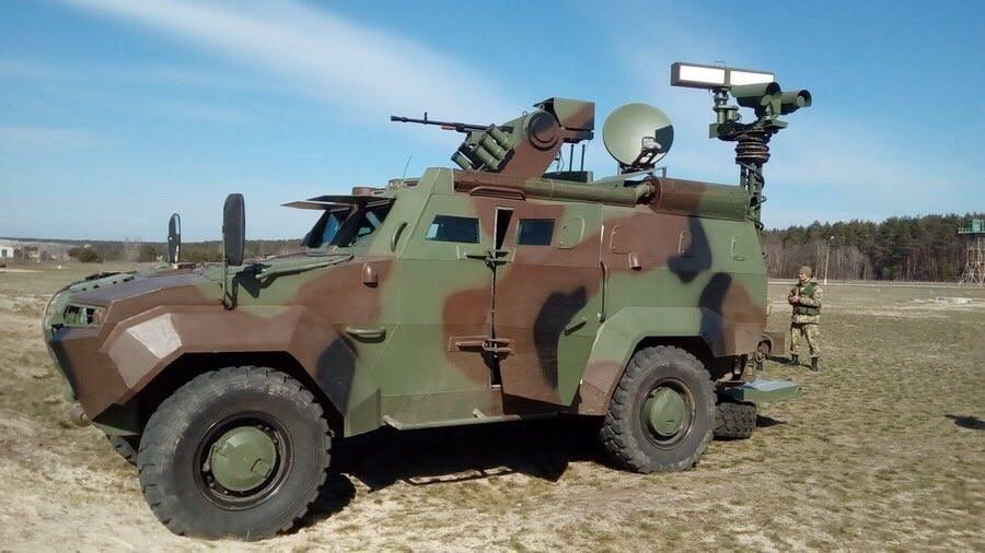 Бронемобиль «Тигр-2» получил новейшее оснащение
