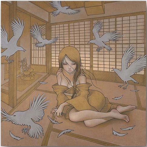 Одри Кавасаки (Audrey Kawasaki)_art_11