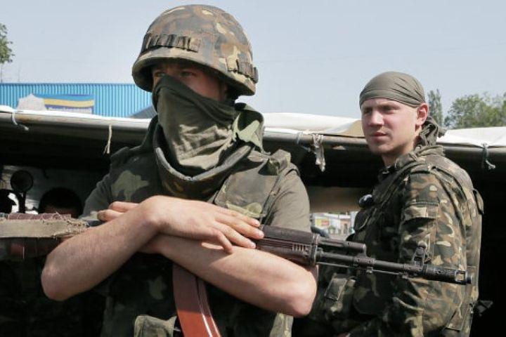 Украина перебрасывает нацгвардию к румынской границе