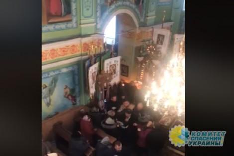 Украинские раскольники не по…