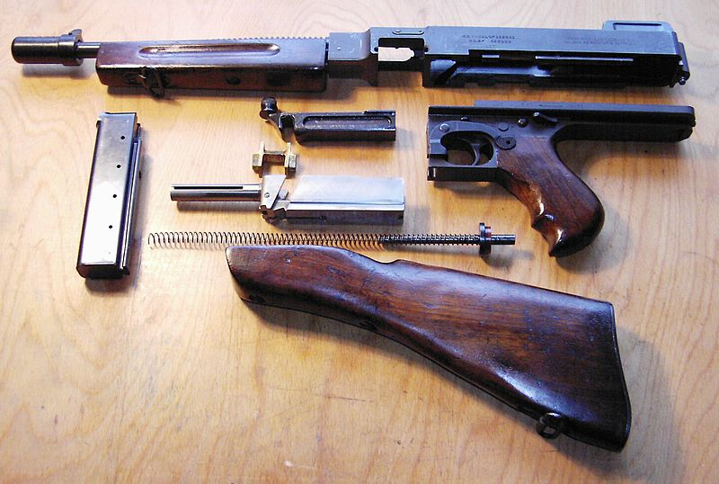 ППШ vs Томпсон: чем не угодило американское оружие советским солдатам