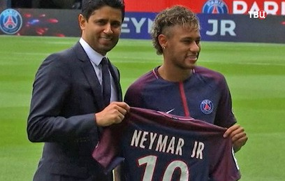 Трансфер Неймара за €222 млн может пошатнуть футбольный мир