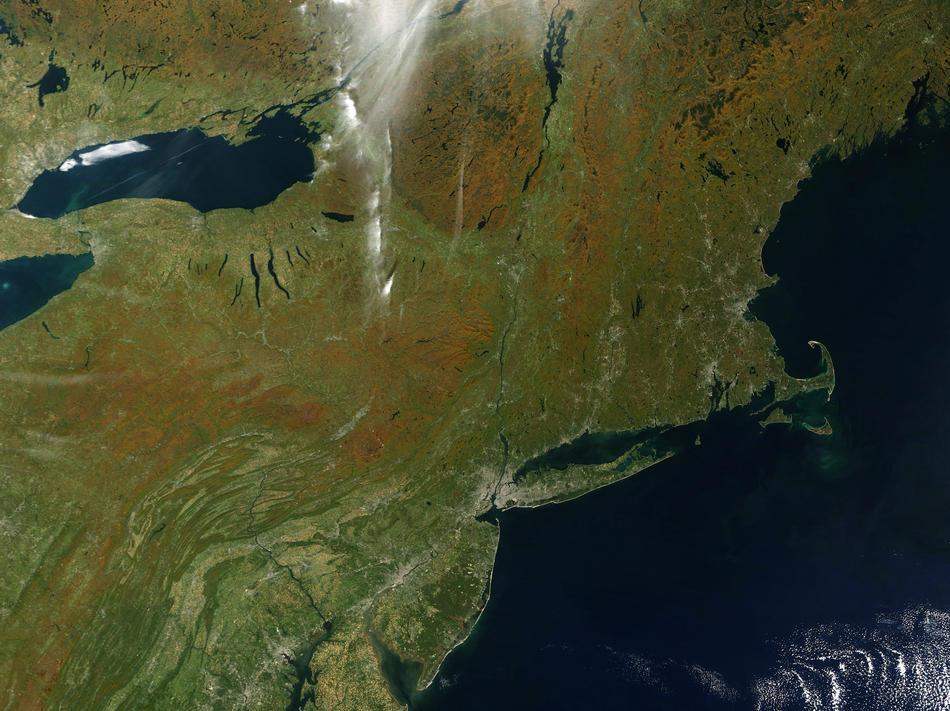aerials0024 Вид сверху: Лучшие фото НАСА