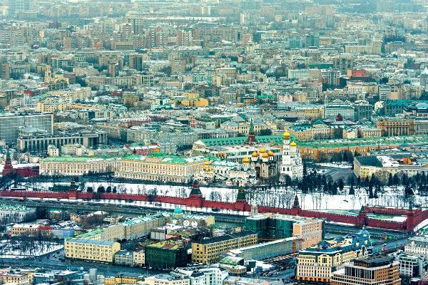 Тепло в Москве побило температурный рекорд за 138 лет