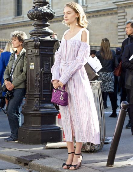 Платье с майкой