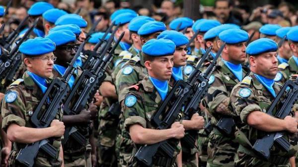 Бесконечная сага о миротворцах
