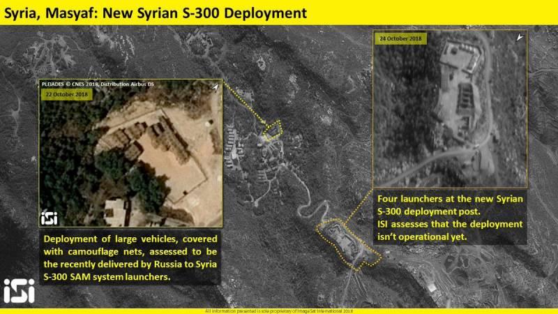 Почему дивизион С-300 в Сирии развёрнут именно под Масьяфом?