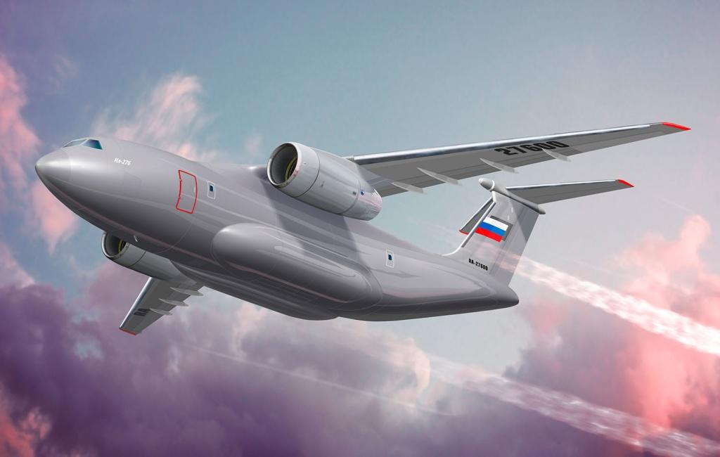 Первый полет Ил-276 намечен на 2023 год