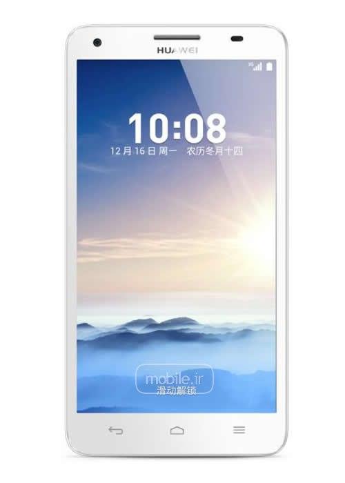 Huawei представил 8-ядерный смартфон Honor 3X