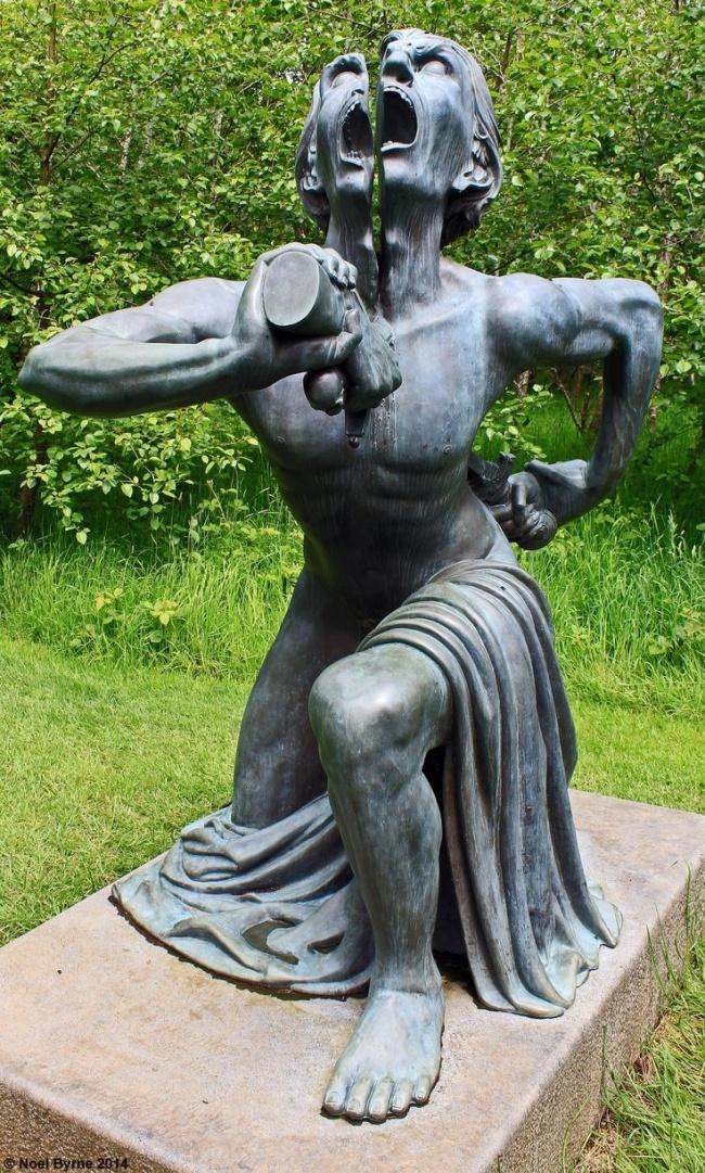 Эти скульптуры пугают и удивляют одновременно. Но никого не оставят равнодушным