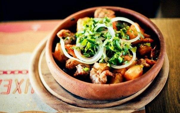 Оджахури по‑мегрельски: Вкус Востока на нашем столе!
