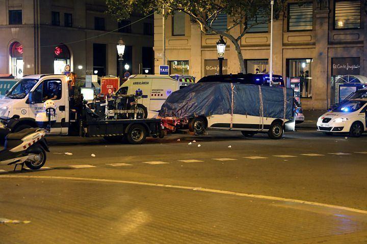 Теракт в Барселоне 17 августа 2017 года: Медведев призвал сурово наказать виновных