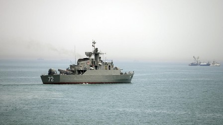 AlArabiya: жертвой инцидента между ВМС ОАЭ иИрана стал эмиратский моряк