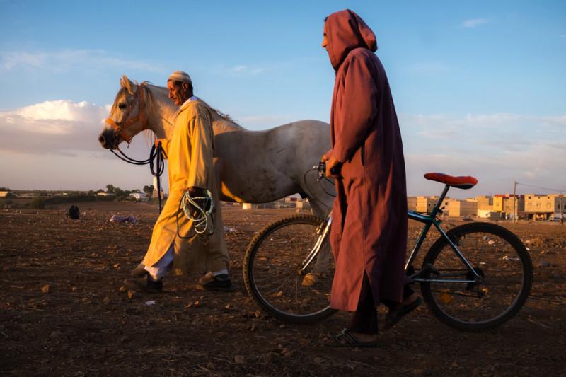 Прогулка по самому большому городу Марокко