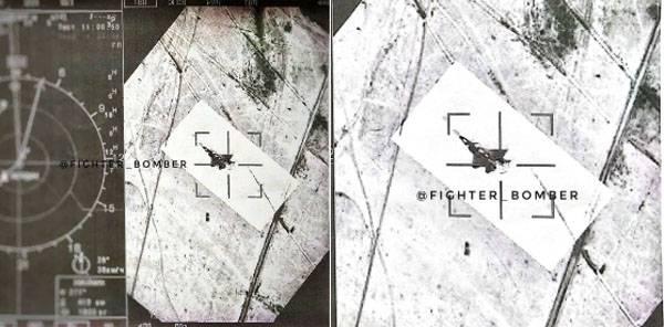 Как F-22 попал в прицел Су-35С. В США пытаются объяснить