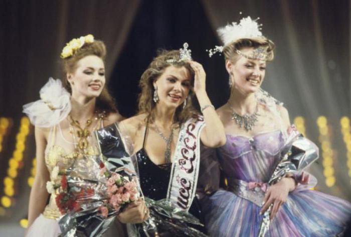 Как сложилась судьба «Мисс СССР-89» Юлии Сухановой