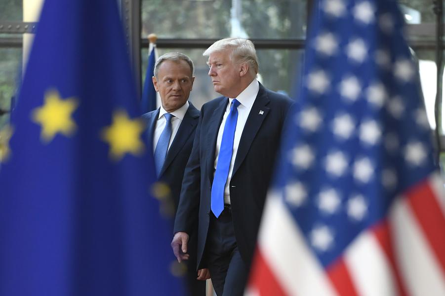 Трамп понимает действия России в Украине. И Украине не очень сочувствует!