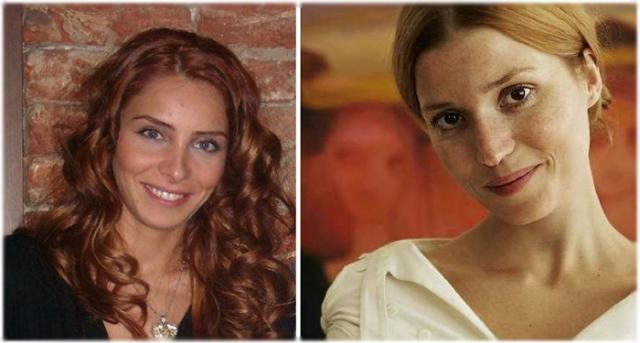 Нур Феттахоглу и Сельма Эргеч (сериал «Великолепный век») тоже были рыжими, как и Хюррем