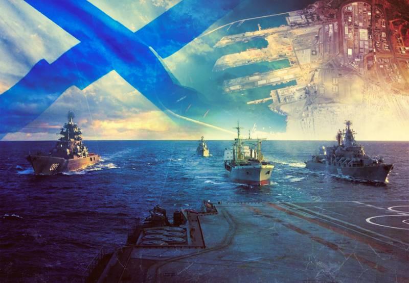 Когда у России появится сильный флот