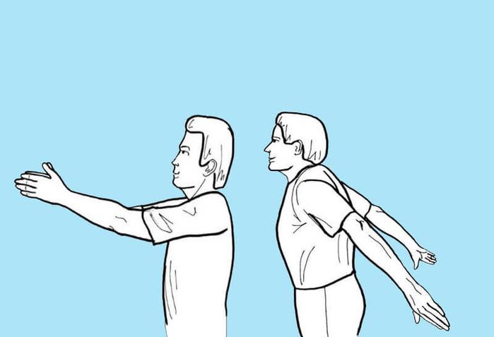 «Целебные махи руками» — уникальное упражнение, способное творить чудеса!