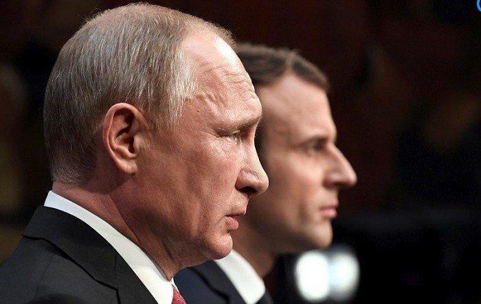 Макрон призвал Путина «сдела…