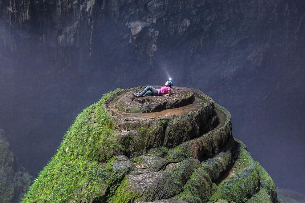 Самая крупная пещера в мире