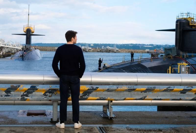 Французские подводники и их «зов клюквы»