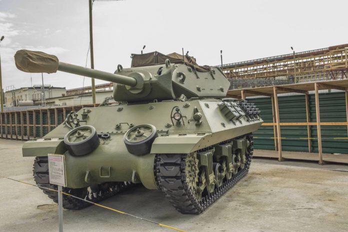 Рассказы о вооружении: противотанковая САУ Мk IC «Ахиллес»