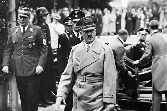 Хиросима для Рейха. Могла ли гитлеровская Германия создать атомную бомбу?