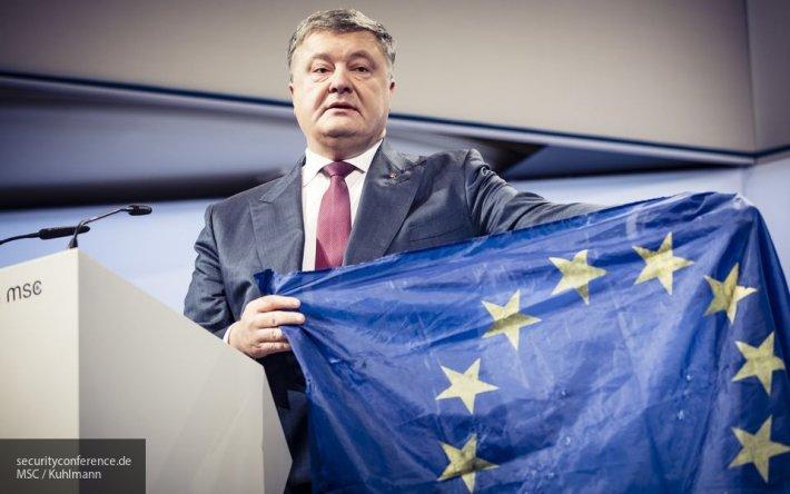 Порошенко назвал санкции ЕС …