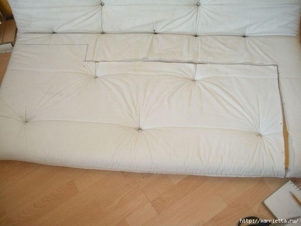 Как сделать детский диван своими руками Строительный 57