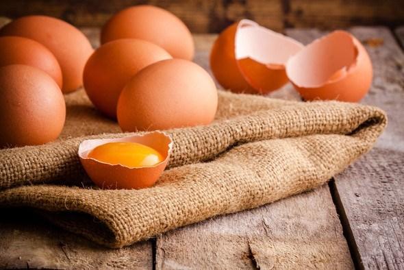 Сырые куриные яйца полезные свойства