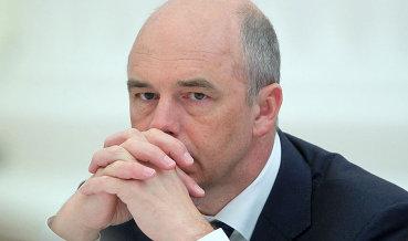 Силуанов опроверг информацию о трате пенсионных накоплений