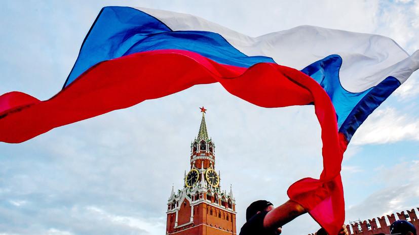 Преемственность поколений: как триколор стал государственным символом России