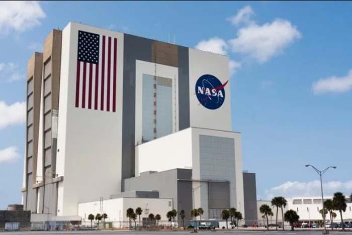Центр NASA.