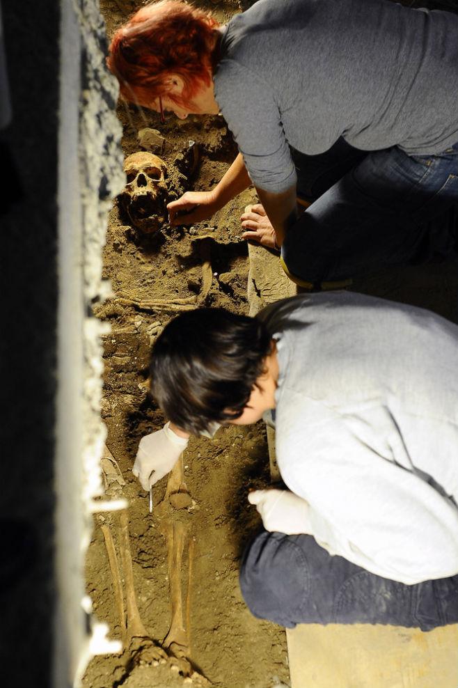 MonaLisa08 Обнаружены останки Моны Лизы