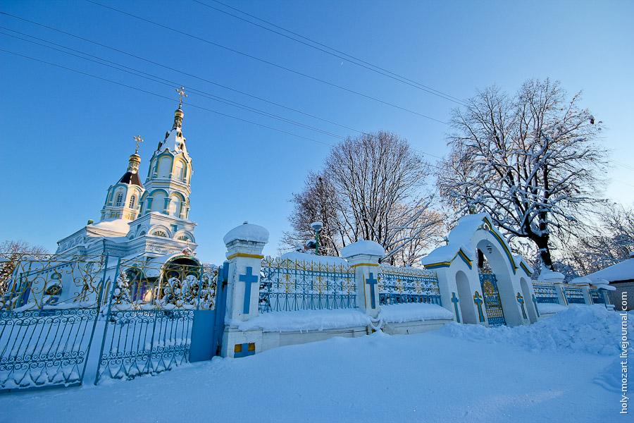 291 Зимний Чернобыль