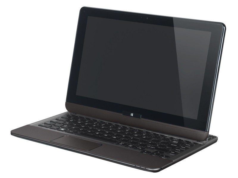 Toshiba Satellite U920t — гибрид планшета и ноутбука