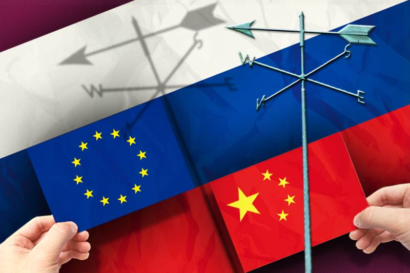 Россия прозападная: реальнос…