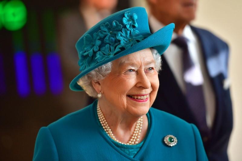 английская королева елизавета