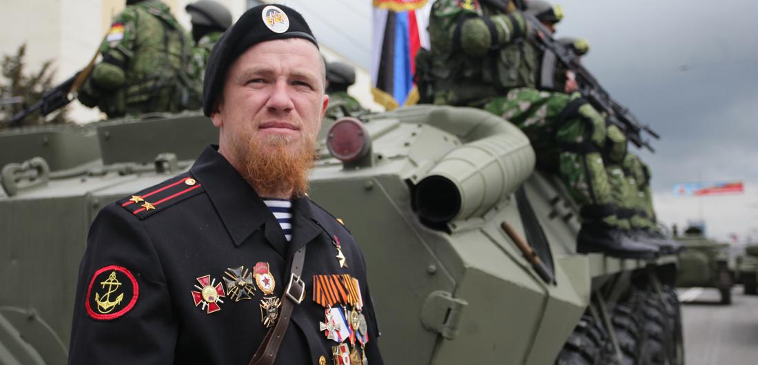 Русские герои уходят непобедимыми