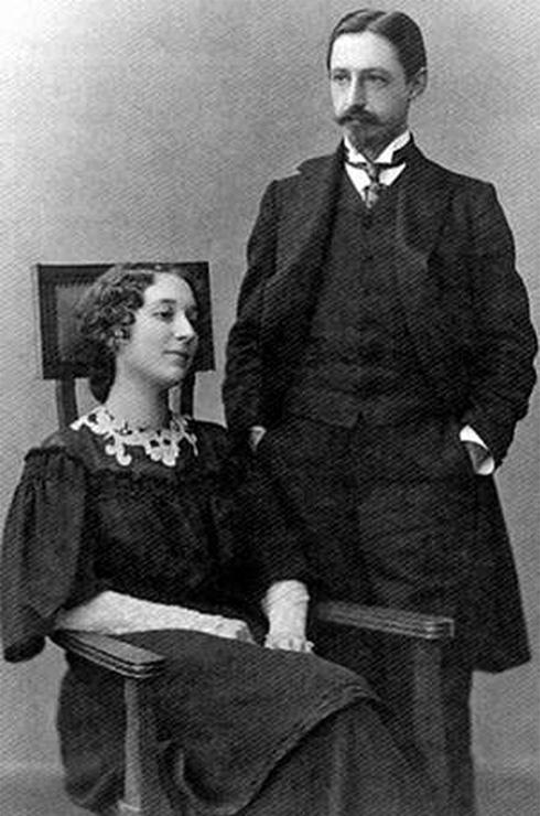Как жилось в браке музам гениев