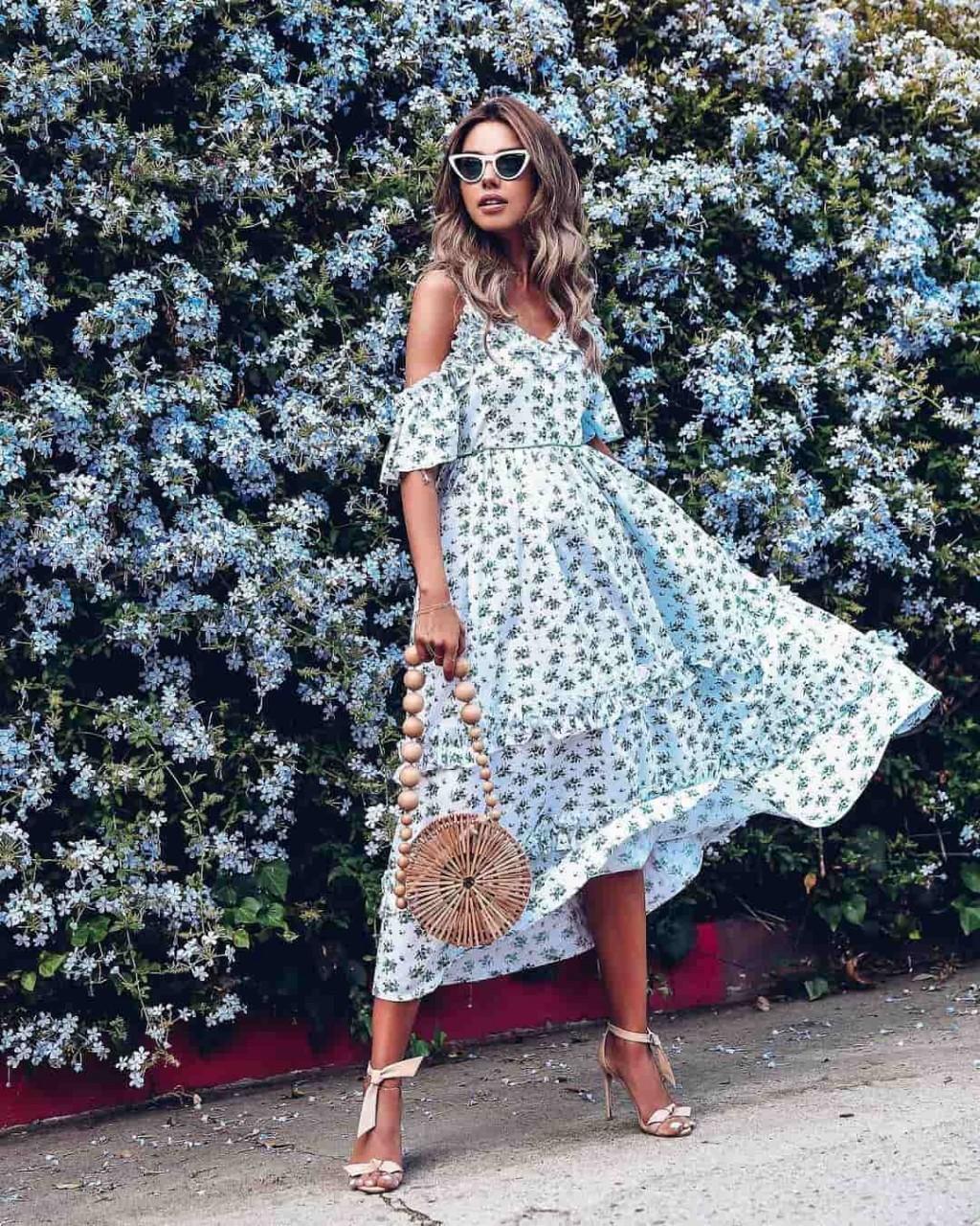 Что носить этим летом —  шикарные образы от самых стильных блогеров