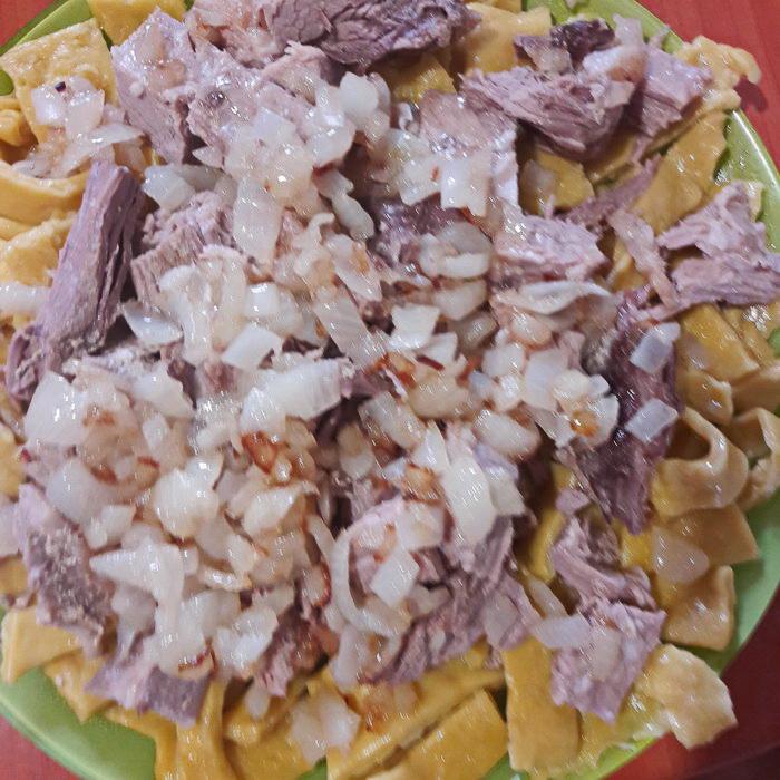 Бешбармак — вкусный рецепт о…