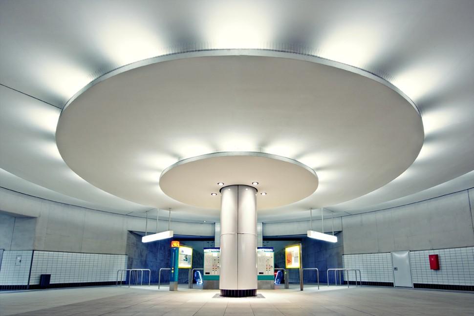 MetroStations55 17 самых волшебных станций метро со всего мира