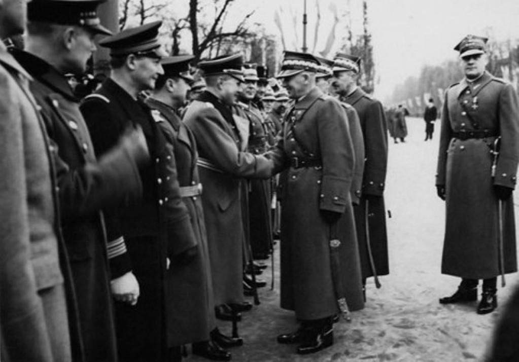 Польский и Бессарабский походы РККА и уроки истории